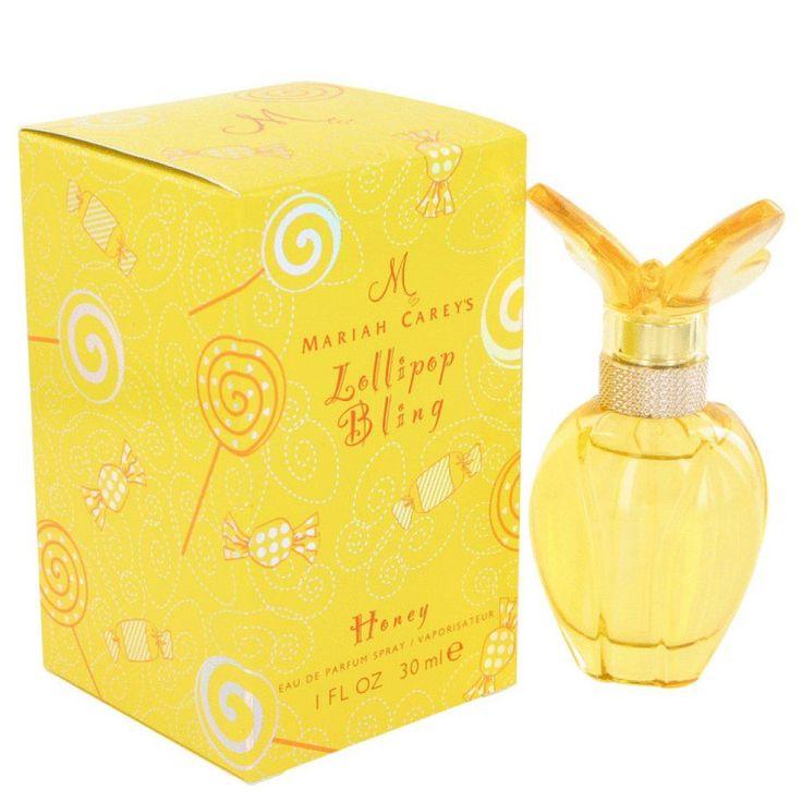 Mariah Carey Lollipop Bling Honey By Mariah Carey Eau De Parfum Spray 1 Oz