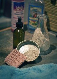 Daily scrub recipe