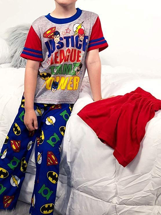 c9ce45dc6 This toddler boy s pajama set includes a matching soft short sleeve ...