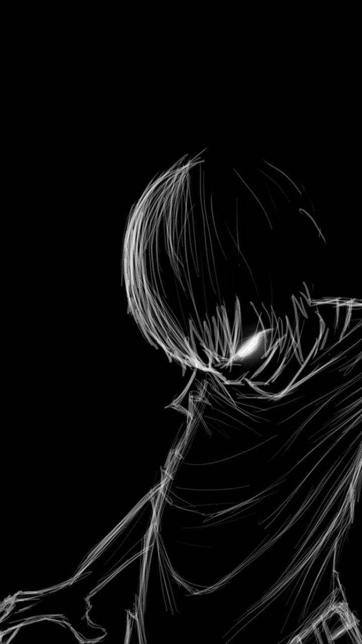 Anime Dark Wallpaper Android