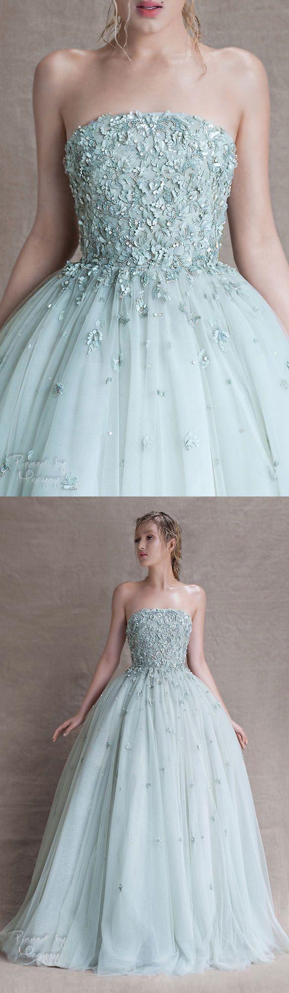 1960 best Beautiful evening dresses images on Pinterest | Party wear ...