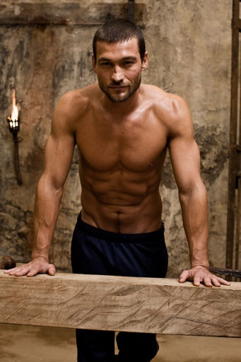 Andy Whitfield is a MASSIVE inspiration for me. Did what he loved and stated dedicated all whilst battling lymphoma. Your mind is your only barrier, it creates the imaginary cieling you cant break through. RIP.