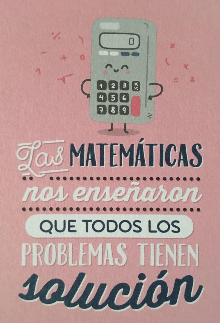 Todos los problemas tienen solución!