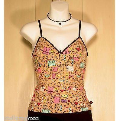 #AUCTION #SALE Joe Boxer Camisole Bustier Tank Top Lounge-Wear Pajama Fun Lingerie Print Small http://www.ebay.com/sch/m.html?_ssn=stellaragrose&_armrs=1&_from=R40&_sacat=0&_nkw=Joe+Boxer&_sop=1 …