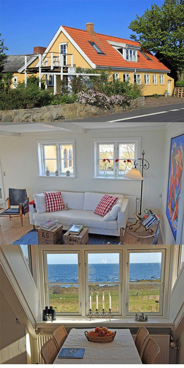 Amalie loves Denmark Ferienhäuser im Fachwerkstil auf Bornholm
