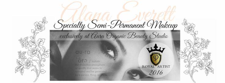 Alana Everett Semi-Permanent Makeup featuring PhiBrow Microblading - Permanent…