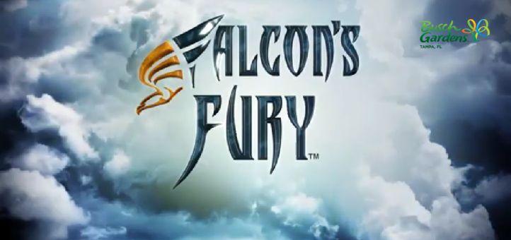 Falcon's Fury do Busch Gardens abre no dia 01 de Maio!