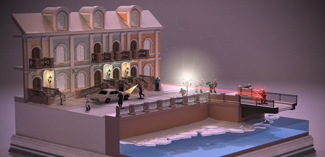 Hitman » Hitman GO updated with 'Silent Assassin' levels