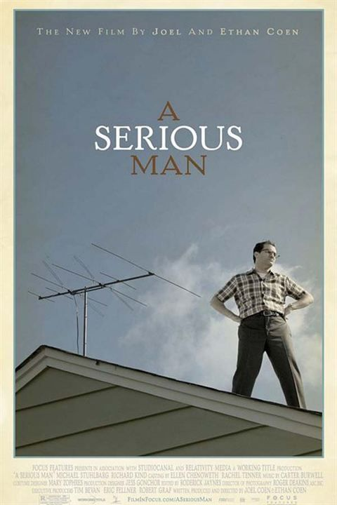 82. A Serious Man (Joel and Ethan Coen, 2009)