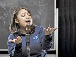 Grand Slam: Performance Poetry Engages Students