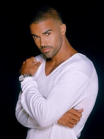 "Shemar Moore-coulda put him on my ""style"" page...cuz ohhhh, what I wouldn't do to wear him!"