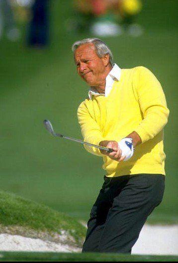 Arnold Palmer - September 10, 1929 – September 25, 2016