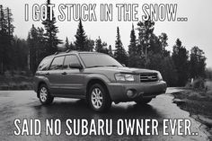 Subaru Meme on Pinterest | Honda