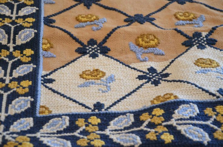 Arraiolos – Portuguese Tapestry.