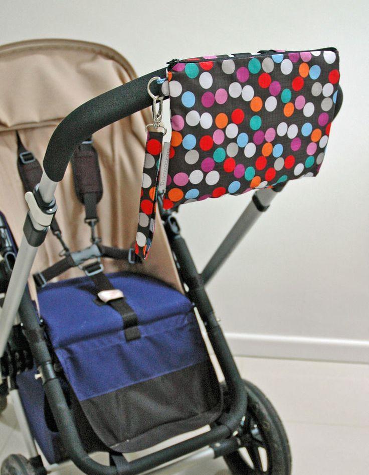 Prampocket bag - Mothercare Orb Xpedior Graco Evo Jane Muum Trider Twone iCandy