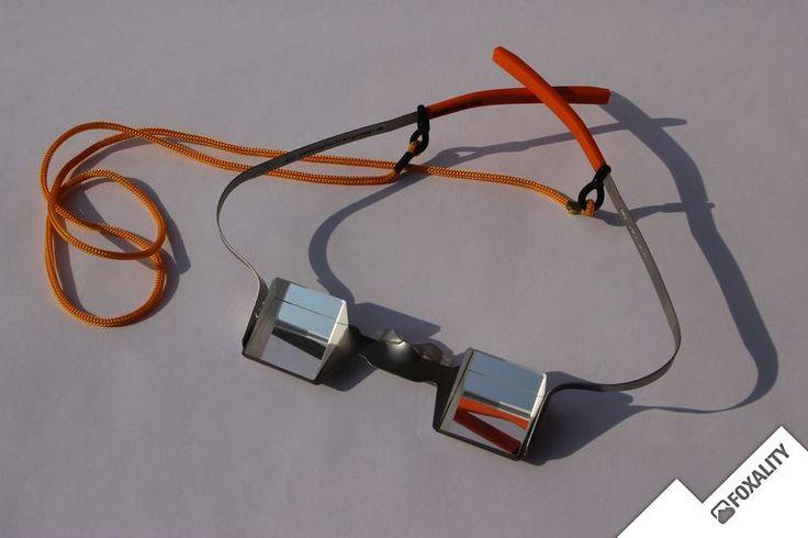 Nackenschmerzen vom Sichern? Nicht mit diesem Wunderding! Dank der CU #Sicherungsbrille, die speziell für das Sportklettern entwickelt wurde, gehören Wirbelsäulenschäden verursacht durch das Sichern der Vergangenheit an.