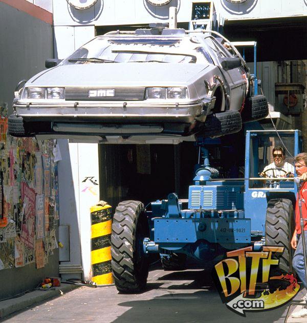 Back to the Future™ Custom Car Builder Gene Winfield ...