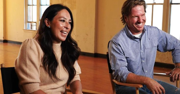 Chip and Joanna Gaines on new hotel, sharing life and career on camera