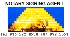 http://WestSacramentoNotary.com Sergio Musetti, Spanish, Italian, Certified Notary Public Signing Agent, Mobile Notary, language translation, California Apostille Service, Loan signing. Notarize legal, financial, Real Estate, business documents at your location.  Loan Signing documents type: Refinance, purchase loans, HELOCs, reverse mortgages...   Member of National Notary Association, 123notary, Notary Rotary, Notary Cafe.  Approved vendor list: Fidelity national Title, ORT... Tel…