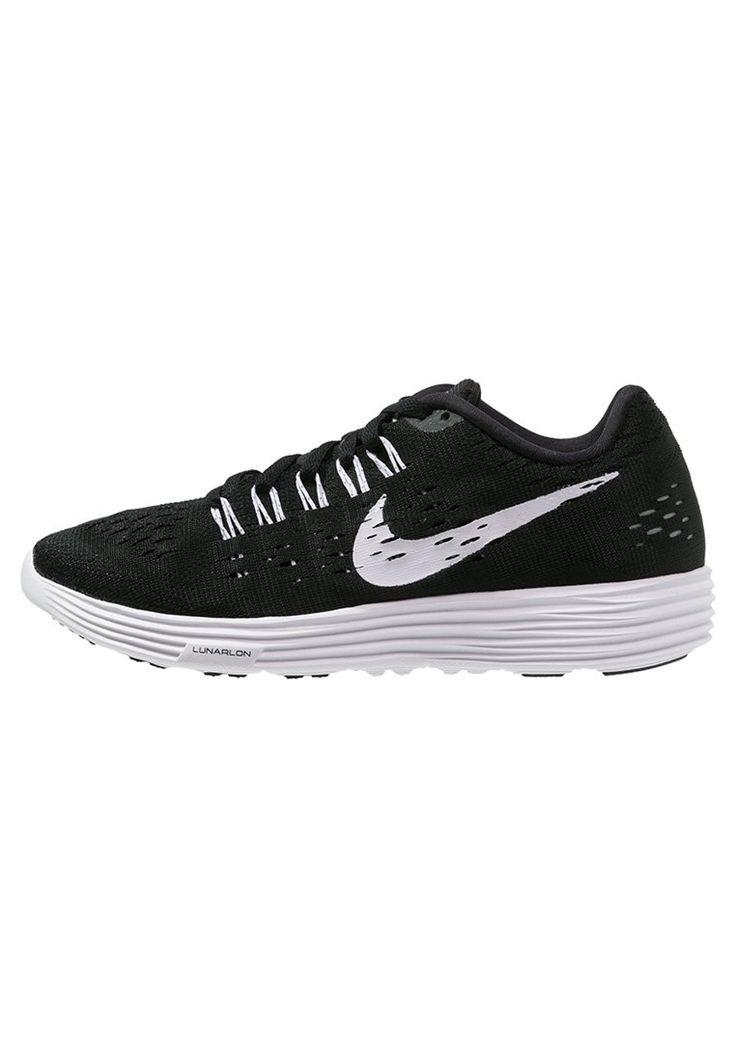 Nike Performance LUNARTEMPO Zapatillas de competición black/white. Nike