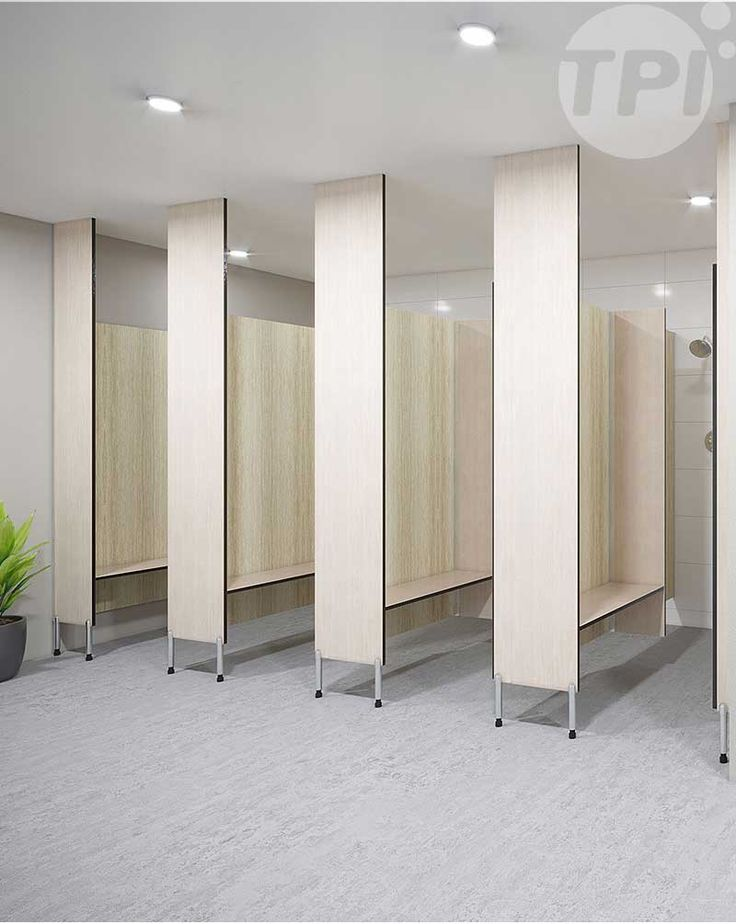 The TPI Pedestal Mounted Ceiling fixed (PC-S) shower partition system maximises the feeling of space in low ceiling rooms whilst delivering a streamlined, vertical aesthetic in high ceiling rooms.