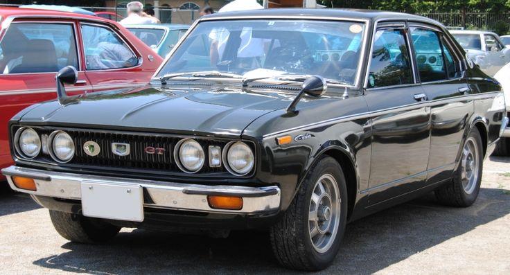 1970 Toyota Carina #4