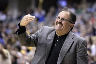 Hawks target Stan Van Gundy as potential coach
