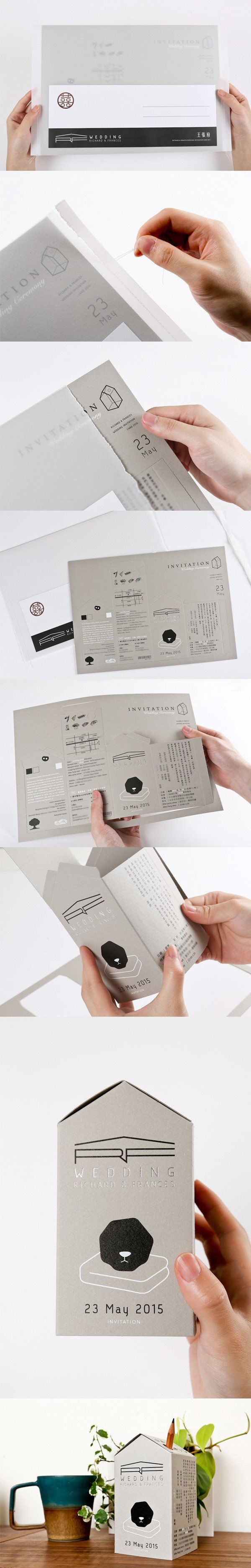 459 best branding dtp images on pinterest editorial design a showcase of 50 beautifully designed print invitations to inspire you stopboris Image collections