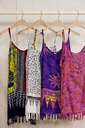 Urban Renewal Sarong Tank Dress