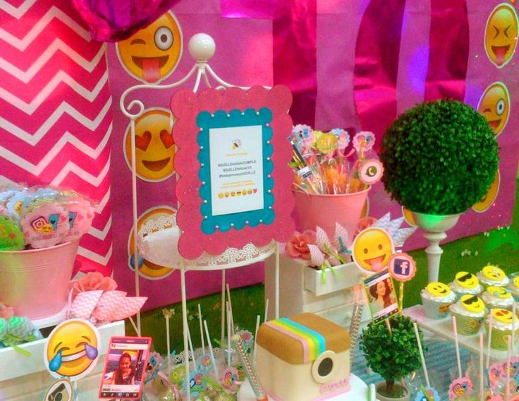 Una fiesta divertida para los 10 años de Guillermina