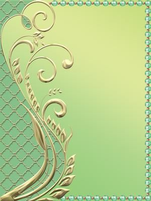 Green swirls on Craftsuprint designed by Elisha Williams - Green swirls is a pretty background paper for all your designer needs.Each paper is on a white background at 300dpi. Suitable for card making and scrapbooking. - Now available for download!