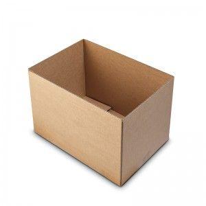 caja sin solapas