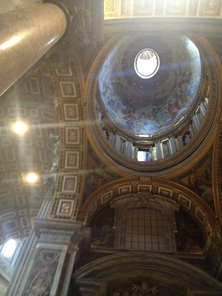 Dome of San Pietro Basilica