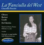 Giacomo Puccini: La Fanciulla del West [CD]