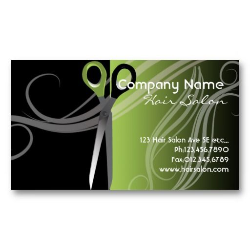19 best images about hair stylist business cards templates - Beauty salon business ...