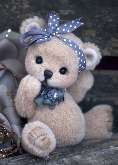 98 best images about Cute Teddy Bears on Pinterest   O ...
