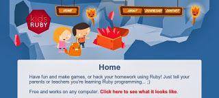 t - applicada: Programación para niños: 10 recursos gratuitos para aprender al instante