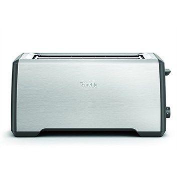 Breville BTA430 The Bit More Toaster 4 Slice