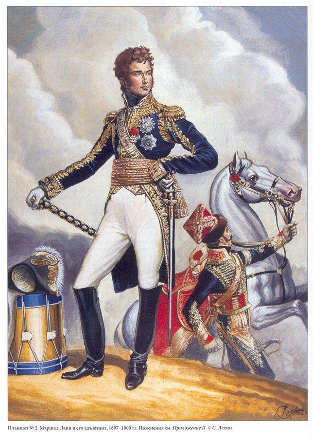 Lannes 1807-09