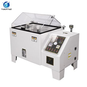 Salt spray test chamber  is a specialized test used to evaluate the resistance to corrosion of paints, coatings, and metal structures as well as effects on electrical systems. Our Anti-corrosive test chamber provide exposure to a salt intensive atmosphere at temperatures matching the proper specification. #saltspraytestchamber #saltcorrosiontest #saltfogtestchamber #saltresistancetestchamber