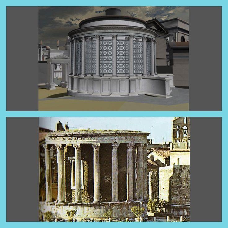 Świątynia Westy w Tivoli
