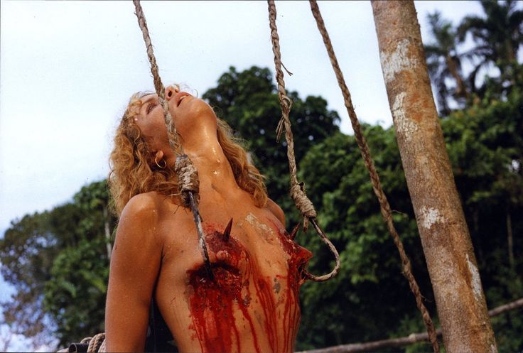 Image result for cannibal holocaust