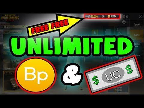 PUBG Mobile Hack update !Generate unlimited free BP & UC