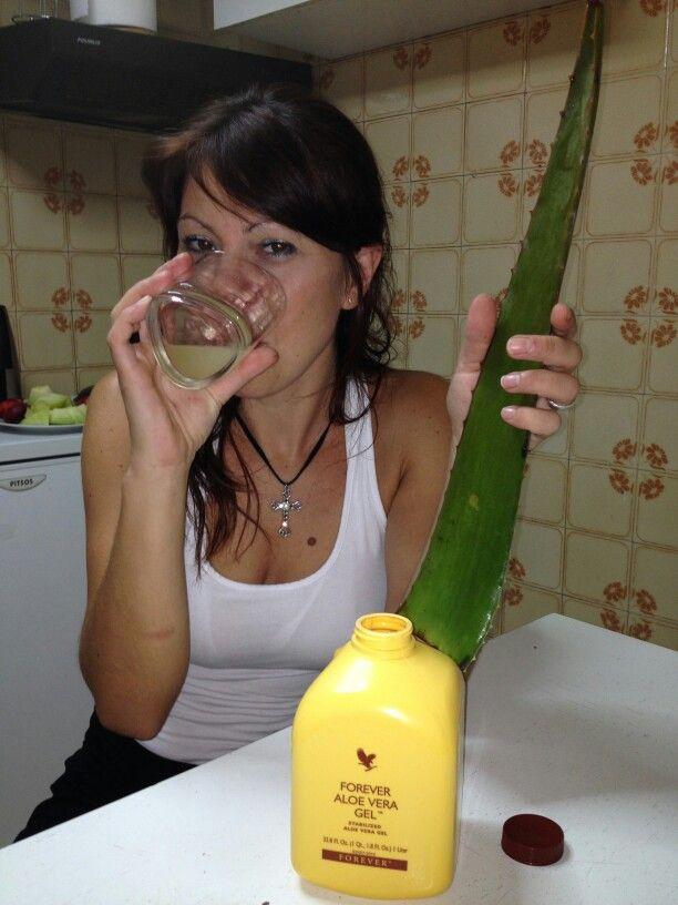 FOREVER DRINKING ALOE - www.loucaandrea.com