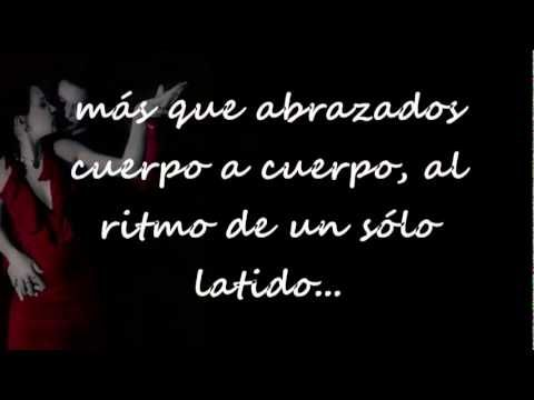 Video 3'36 (+ Letra) - Bachata - Daniel Santacruz - BAILANDO CONTIGO - https://www.youtube.com/watch?v=AV_VaJP_RL0