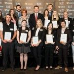 2016 Minister's Student Achiever Award Winners