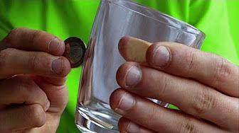 MAGIE : ✨🍷Faire léviter un verre qui se remplit! Tuto Tour de magie gratuit EXPLIQUÉ Street magie - YouTube