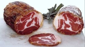 Capicollo lucano - Basilicata - delicious!