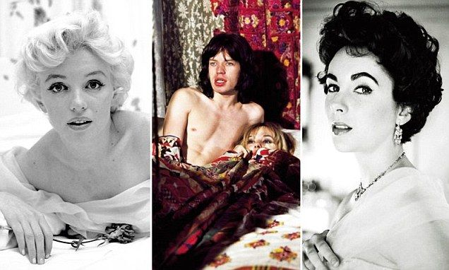 Marilyn Monroe is a make-believe siren and Mick Jagger sexless