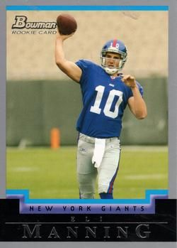 """Elisha Nelson """"Eli"""" Manning (born January 3, 1981) is a quarterback for the New York Giants. He has played for the Giants since 2004."""